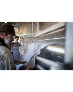 La famiglia Zacher esercita, da generazioni, l´arte della lavorazione della lana secondo la tradizione dei cappellai