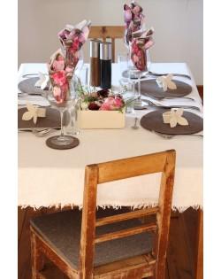 Haunold Untersetzer aus Wollfilz, geeignet auch als Tischsets und Glasuntersetzer